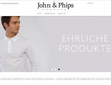 John & Phips Onlineshop