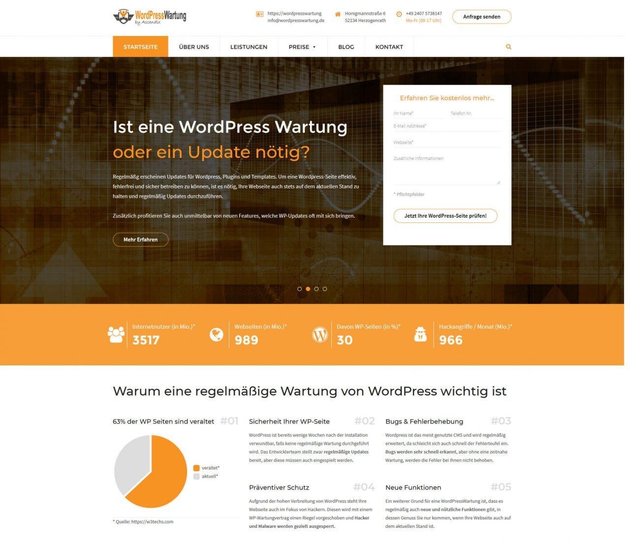 WordPressWartung.de