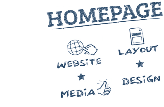 Homepagedesign - Webdesign