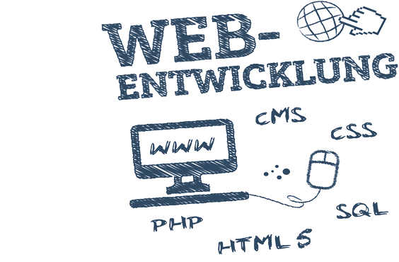 Webprogrammierung und -entwicklung